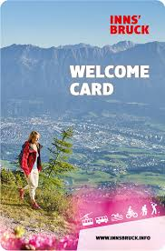 welcome card innsbruck
